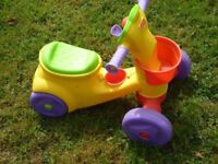 Fisher Price Ready Steady Rider