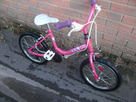 Raleigh Lily Girls Bike