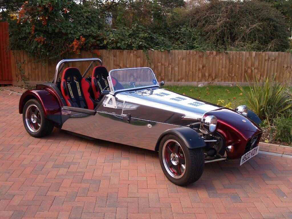 lotus seven replica robin hood 2b kit car 2 litre ford dohc not caterham tiger or locost. Black Bedroom Furniture Sets. Home Design Ideas
