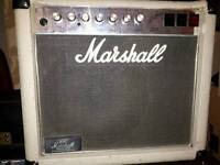 MARSHALL SILVER JUBILEE ANNIVERSARY 25/50w