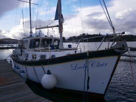 """Colvic Motor sailor 31;6"""""""