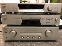 Sony Separates ST-SE370, CDP-XE270, TA-FE370