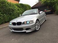 Bmw 320ci M Sport 2005 RED LEATHERS convertible