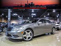 2012 Mercedes-Benz S550 LWB|AMG|NIGHTVISION|DRIVER'S ASSISTANCE|
