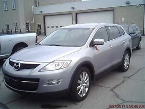 2007 Mazda CX-9 NAVIGATION-LEATHER