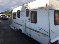 Elddis Avante 505 Caravan