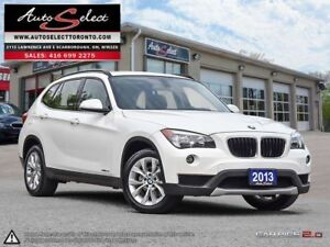 2013 BMW X1 xDrive28i AWD ONLY 145K! **CLEAN CARPROOF** PREMI...