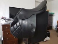 Style Monoflap Event Saddle 18 inch seat