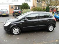 1 OWNER 58 PLATE VAUXHAL CORSA 5 DOOR 1.3 CDTI NICE CONDITION JUST DE FLEETED FROM COMPANY