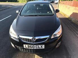 Vauxhall Astra Elite 2.0 CDTI 60 Plate (2011) Diesel