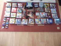 Job Lot of Nintendo Game Boy Advance SP, Console, Games Etc