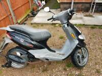 derbi Atlantis 100cc 4t swap 125 50 ped moped scooter