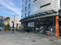 Shop to let next to station E14 - all bills included!