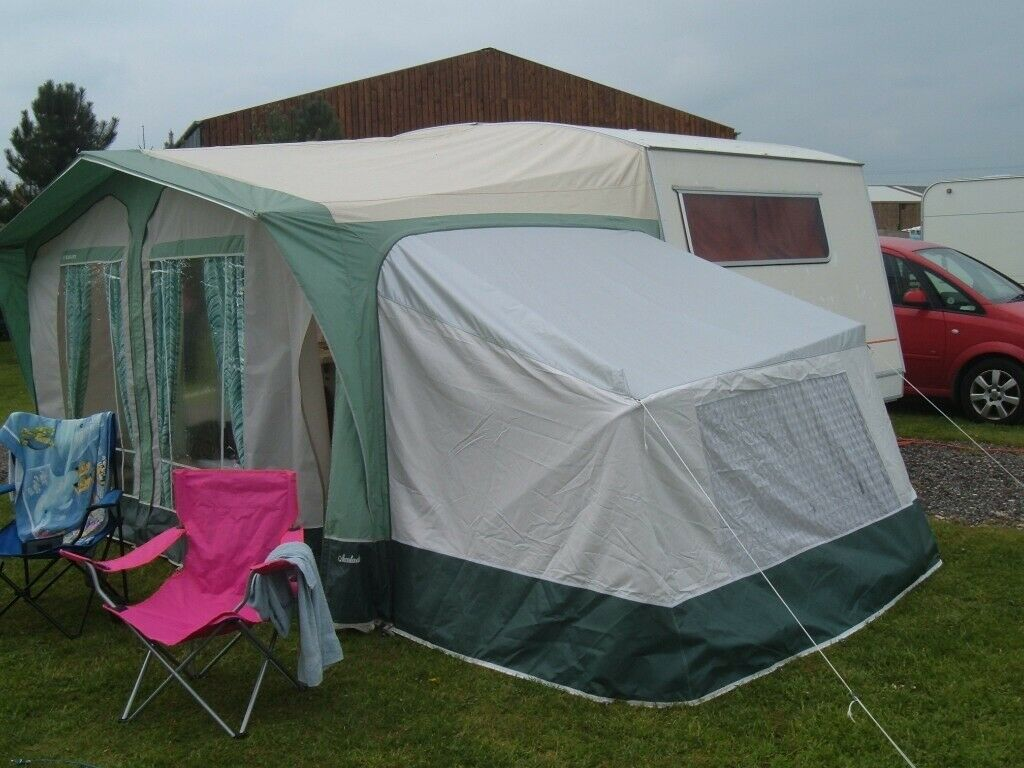 Bradcot Accolade Caravan Awning Plus Annexe For Sale In Hartlepool County Durham Gumtree