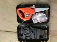 Black&decker scorpion electric saw and blade's