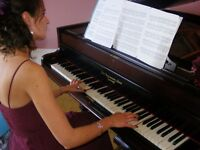 Piano Lessons with a friendly and experienced teacher
