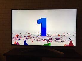 "PANASONIC 55"" LCD TV (TX-L55WT50B) Smart TV, Full HD & 3D."