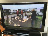 """Panasonic Viera 50 inches TH-50PZ81B 50"""" 1080p HD Plasma Television"""