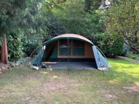 Cabanon biscaya 500 Tent inc sun canopy - one of the best extra large tents