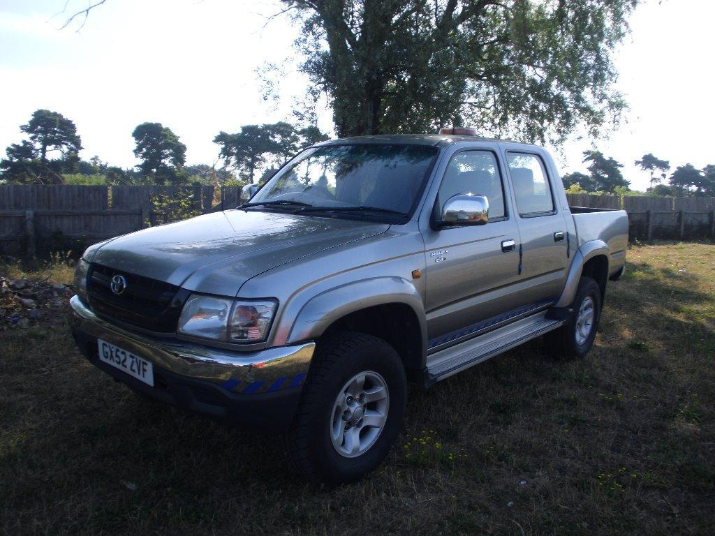 Toyota Hilux Pick Up For Sale In Uk At Gumtree Autos Post