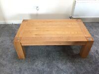 Oak Furniture Land Coffee Table
