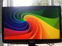 """Philips 23"""" 1080p HD Monitor with built-in Speakers"""