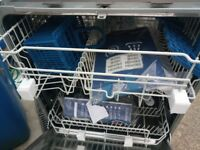 Indesit fully integrated dishwasher brand new