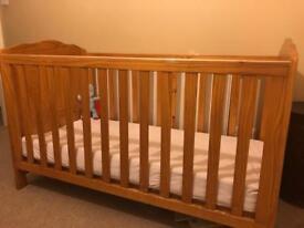 Infant cot