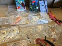 assorted box4 of fishing tackel