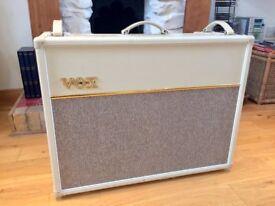 VOX AC30 C2-CM Custom, Cream Limited Edition guitar amp