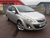 2011 Vauxhall Corsa SXI 1.2 Petrol Facelift 42K genuine Miles Great Condition 12 months MOT