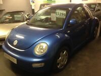 Wagon beetle with private plate included exceptional condition for age with MOT till December