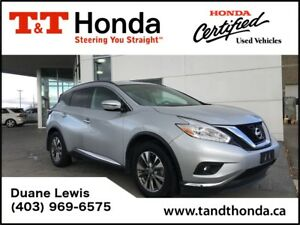 2016 Nissan Murano SV *No Accidents, Back-Up Cam, Bluetooth*