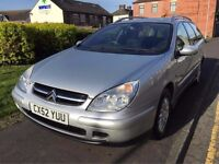Citroen C5 2.0 HDi LX 5dr Estate 3 Previous Owners
