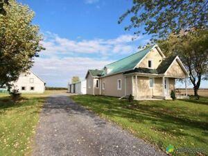 365 000$ - Fermette à vendre à Ste-Brigide-D'Iberville