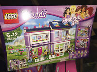 Lego Friends sets for sale. New sealed.