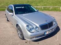 Mercedes e270 CDI E Class massive spec