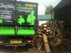 Gardener/Tree Surgeon/Driver over 25 for tree surgeons. Immediate start.