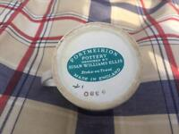 Beautiful portmeirion espresso/coffee cups and saucers