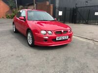 MG ZR 1.4 2002 12 MONTHS MOT FULL SERVICE HISTORY FULLY WORKING ORDER AMAZING CAR