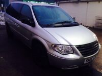Chrysler Grand Voyager 7 Seater Diesel Auto Runs Great Long Mot like galaxy touran