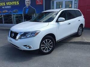 2014 Nissan Pathfinder S / AWD / AUTOMATIQUE / AIR