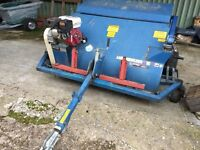 Horse Paddock Sweeper (Muck Collector) - Wessex ATX120