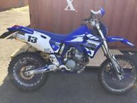 Yamaha wr400f road legal