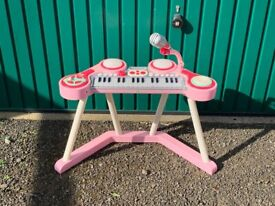 ELC Early Learning Centre Key-Boom-Board - Pink Piano Keyboard
