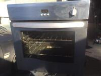 New world NW60G stainless steel oven.