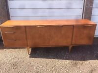 McIntosh TEAK sideboard £170 FREE DELIVERY ANYWHERE IN EDIN