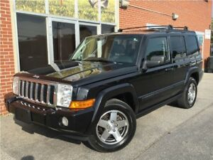 2009 Jeep Commander V6,Sport/4X4/7 PSGR./IMPECABLE