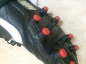 Bike football boots