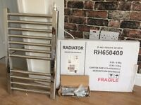 Heated Towel Radiator, 300W, 650h x 400w